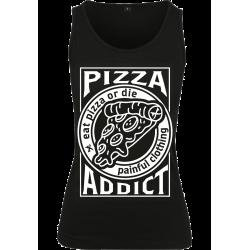 Pizza Addict t shirt