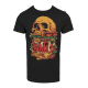 Painful Burger of the dead t shirt
