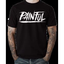 Trash logo t shirt