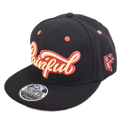 Painful Burger of the dead snapback