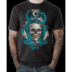 Octoskull T shirt