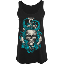 Out of the darkness  Woman tank