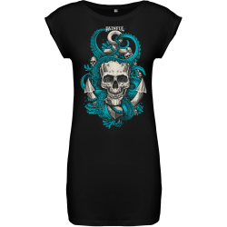 Octoskull T dress