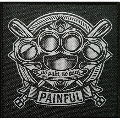 Knuckle iron Patch