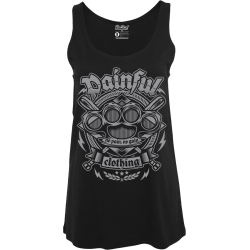 Octoskull Woman tank