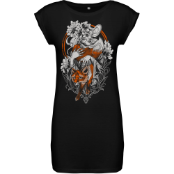 Darkness T dress