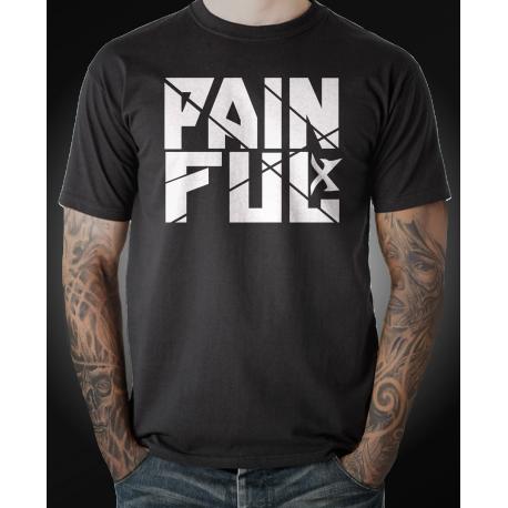 Man T shirt Cut logo W