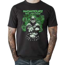 T shirt Anonymours