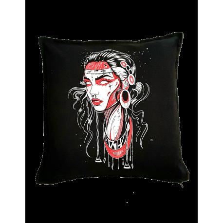 Testa Rossa pillow
